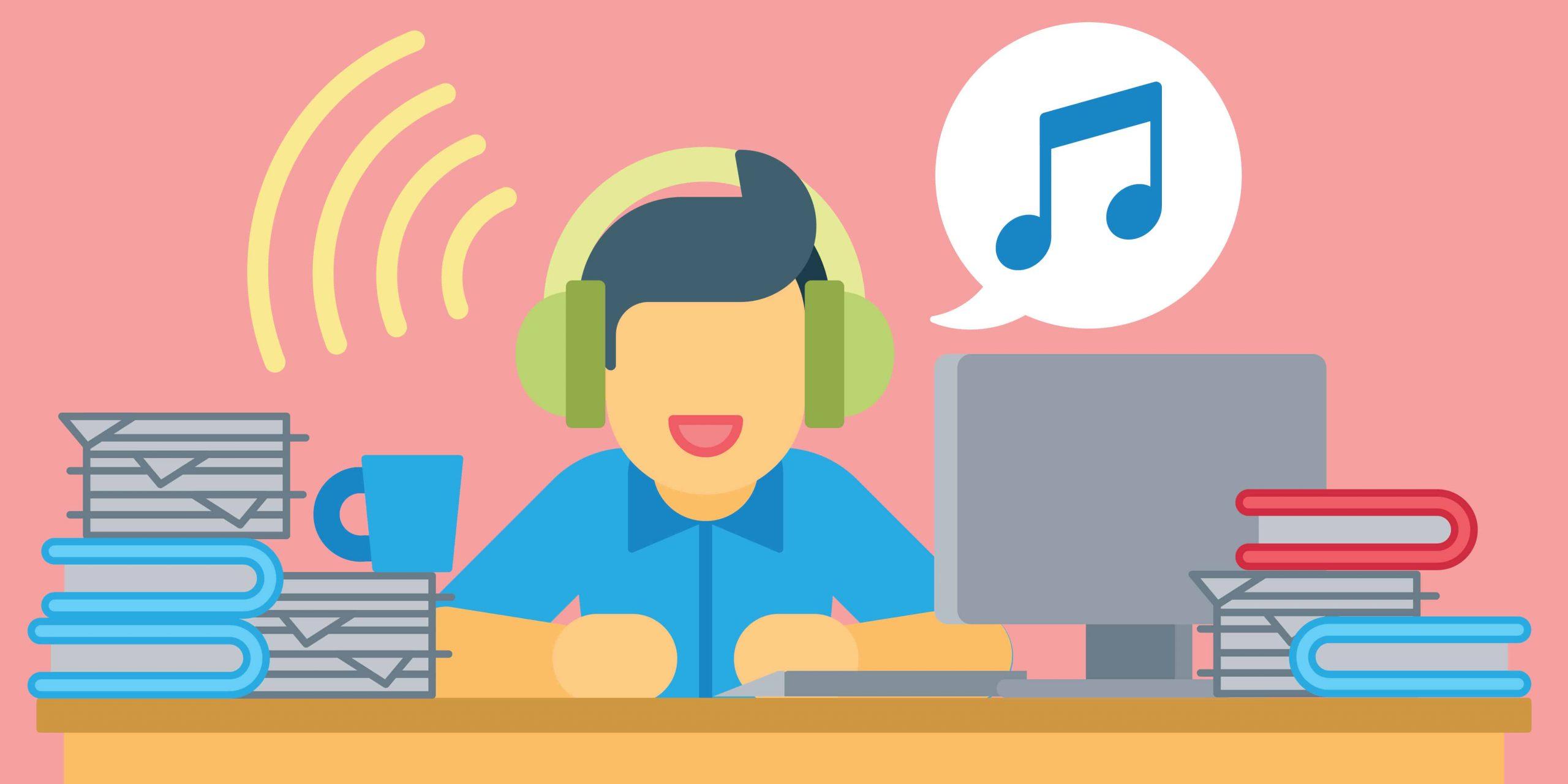 Alasan Untuk Mendengarkan Musik Saat Belajar Bagian 2